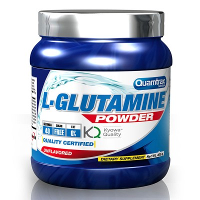 L-Glutamine Powder - 400 gr