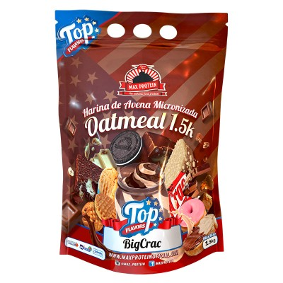 Oatmeal Top Flavors - 1,5 k