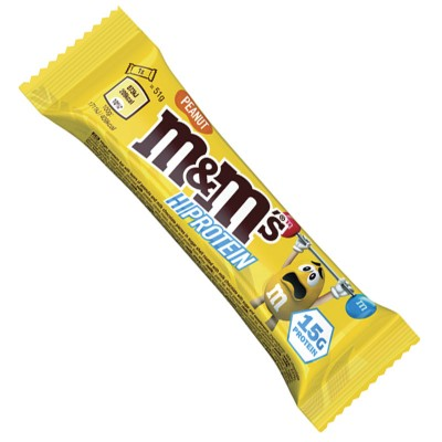 M&Ms Hi Protein Bar - 59 gr