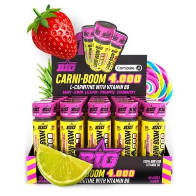 CarniBoom 4000 - 20 viales