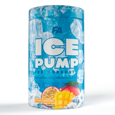 ICE Pump Pre workout - 463 gr