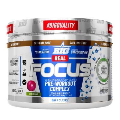 Real Focus SIN Cafeina- 30...