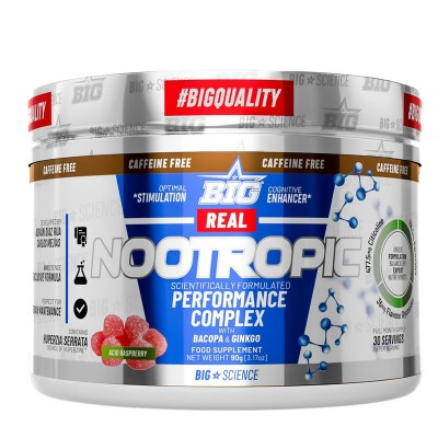 Real Nootropic SIN Cafeina...