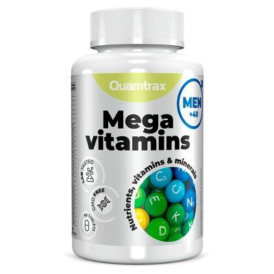 Mega Vitamins for men - 60...
