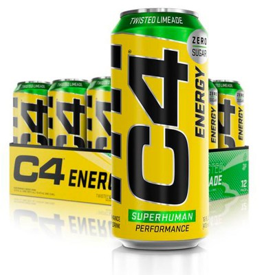 C4 Energy - 473 ml
