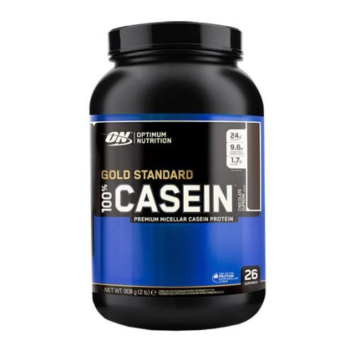 100% Casein Gold Standard - 908 gr - Optimum N.