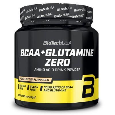 BCAA+Glutamine Zero - 480 gr