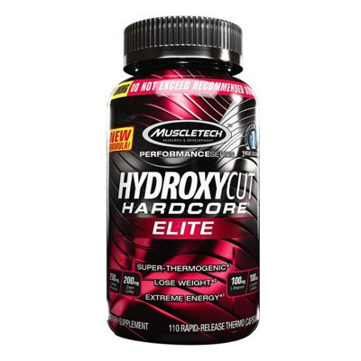 Hydroxycut Hardcore Elite -...