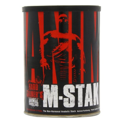 Animal M-Stack - 21 paks