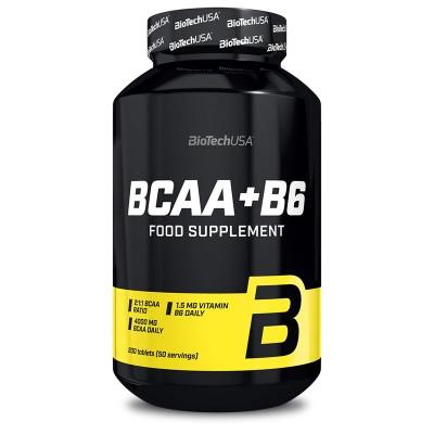 BCAA+B6 - 200 tabs