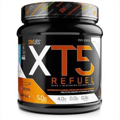 XT5 Refuel - 30 servicios