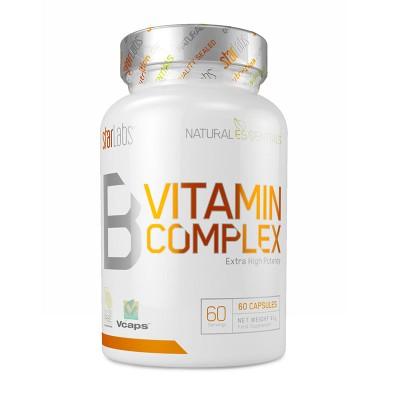 Vitamin B Complex - 60 caps