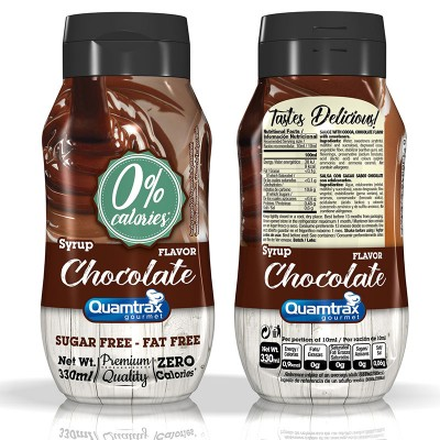 Syrup Chocolate - 330 ml