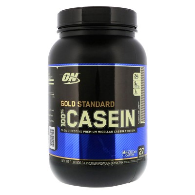 100% Casein Gold Standard -...