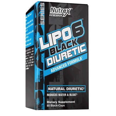 Lipo 6 Black Diuretic - 80...
