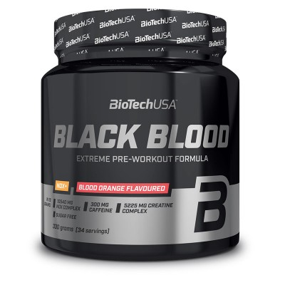 Black Blood NOX+ - 330 gr