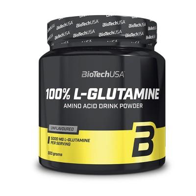 100% L-Glutamine - 500 gr