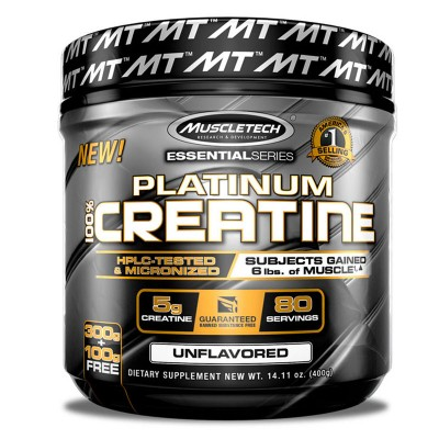 Platinum 100% Creatine -...