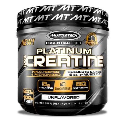 Platinum 100% Creatine -...