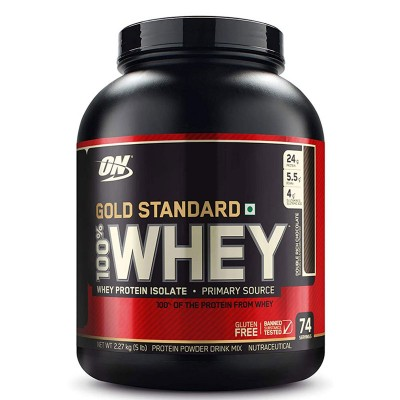 100% Whey Protein Gold...