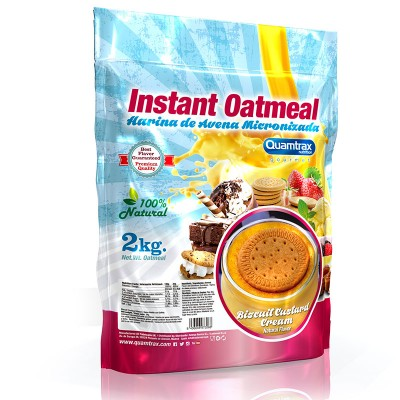 Instant Oatmeal - 1,2 k