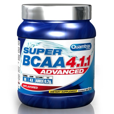 Super BCAA Advanced - 400 tabs