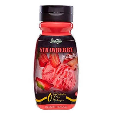 Strawberry Syrup - 320 ml