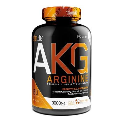 AKG Arginine - 180 caps