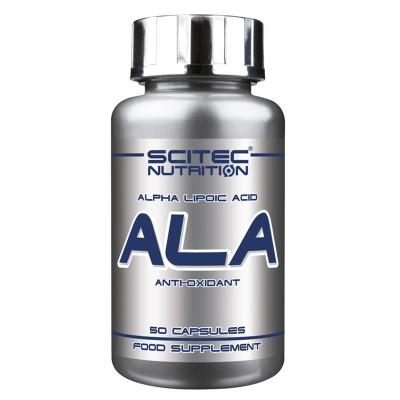 ALA - 50 caps