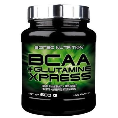 BCAA+Glutamine Xpress - 600 gr