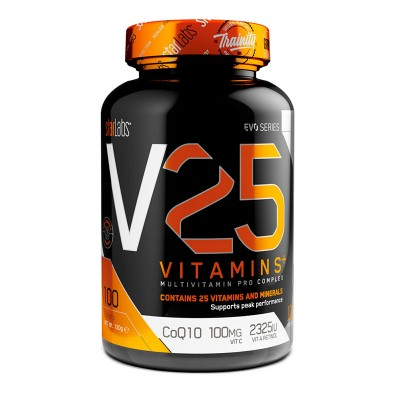 V25 Vitamins - 100 tabs