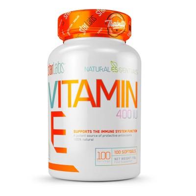 Vitamin E - 100 gels