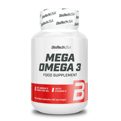 Mega Omega 3 - 90 gels
