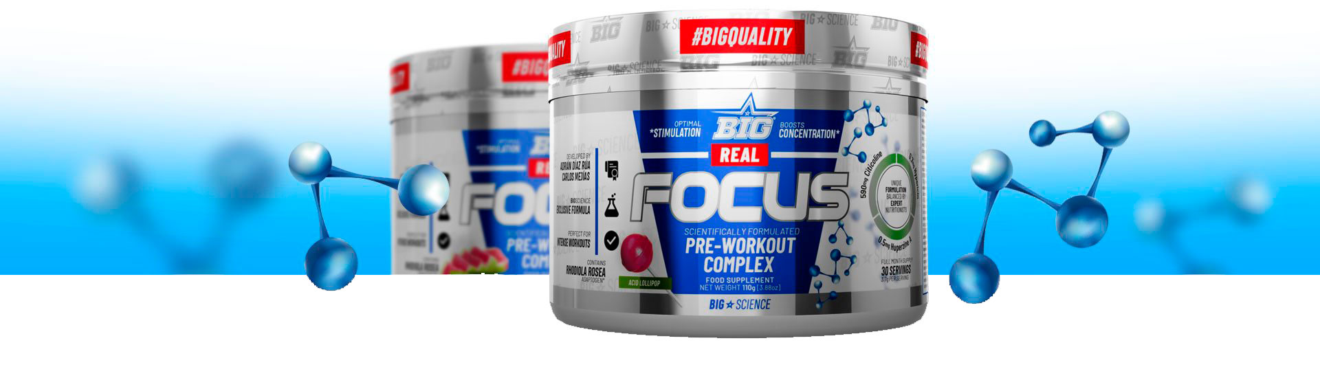Big Focus fitnessmania